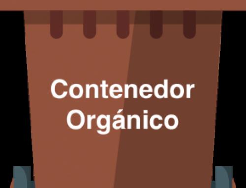 ¿Qué es el contenedor marrón?
